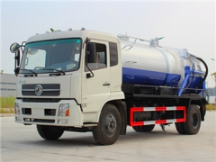 Combined Jetting Truck