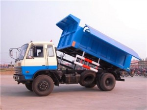 Garbage Collection And Transportation Trucks