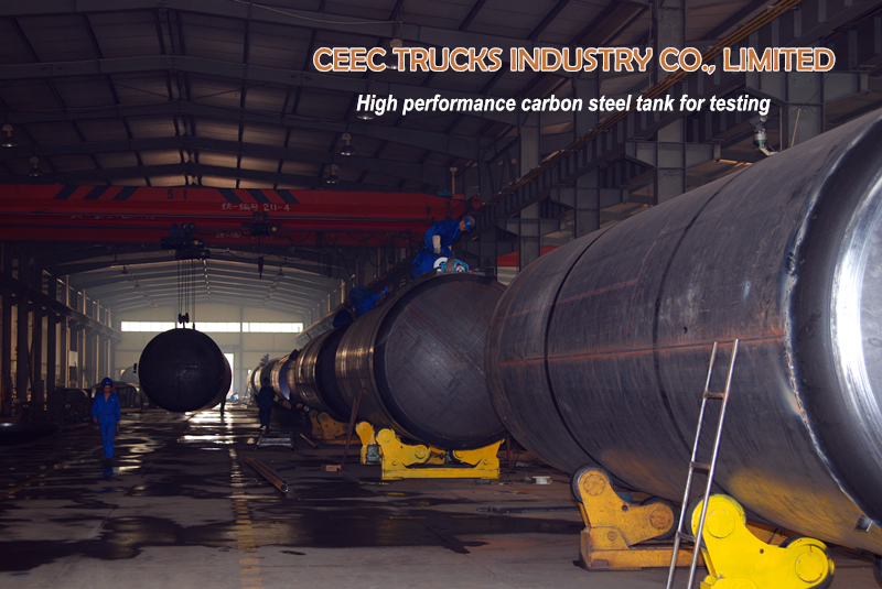 CEEC tanker truck workshop