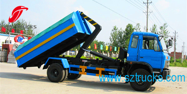 8-10CBM Roll on Roll off truck