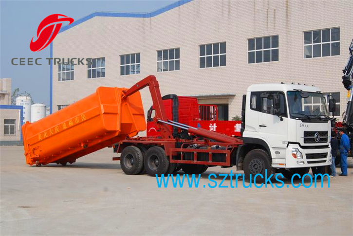 14-16CBM Roll on Roll off truck