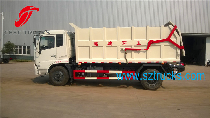12-14CBM Rubbish Collection Truck