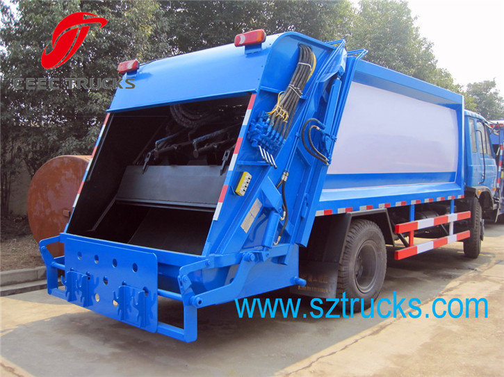 CEEC 12CBM garbage compression truck