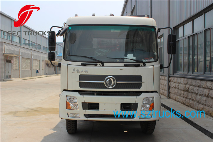 15CBM Garbage Compression Truck