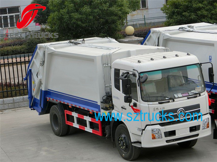 16CBM Refuse Compression Truck