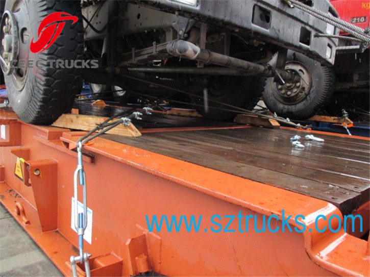20CBM Water Spinkler truck