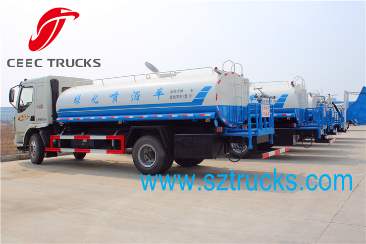 DongFeng 9CBM Water Tanker Truck