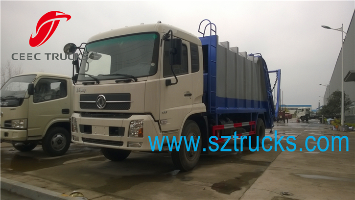DongFeng 14CBM Garbage Compression Truck