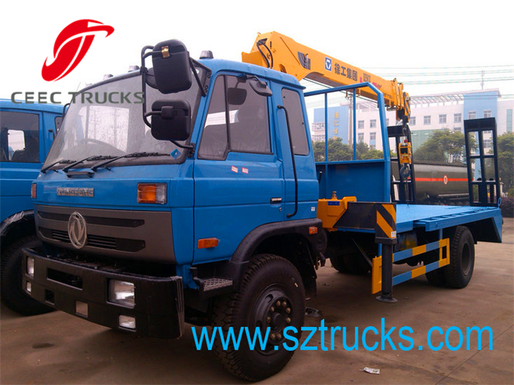 5Ton XCMG SQ5SK3Q truck monted crane