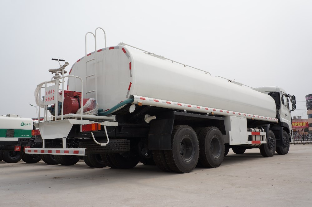CEEC water tanker trucks hot sale