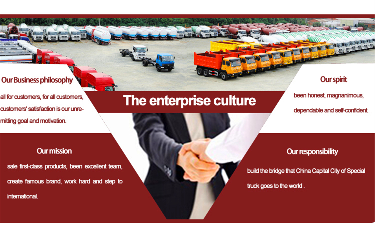 CEEC TRUCKS enterprise culture