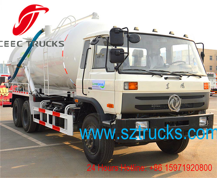 best septic pump trucks for export