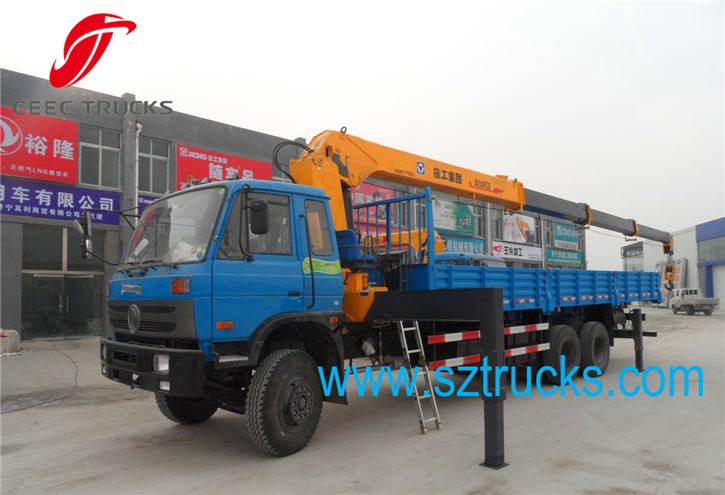 best CEEC truck mounted crane hot sale
