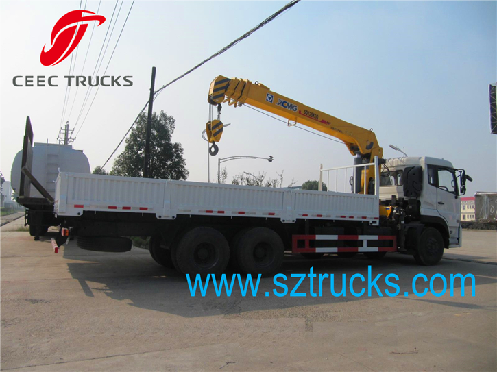 best 12000kg truck mounted crane hot sale