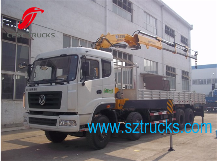 best 14 Ton knuckle truck mounted crane