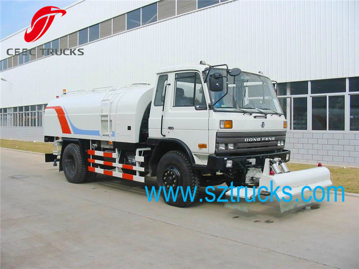 DONGFENG high performance pressure washer trucks