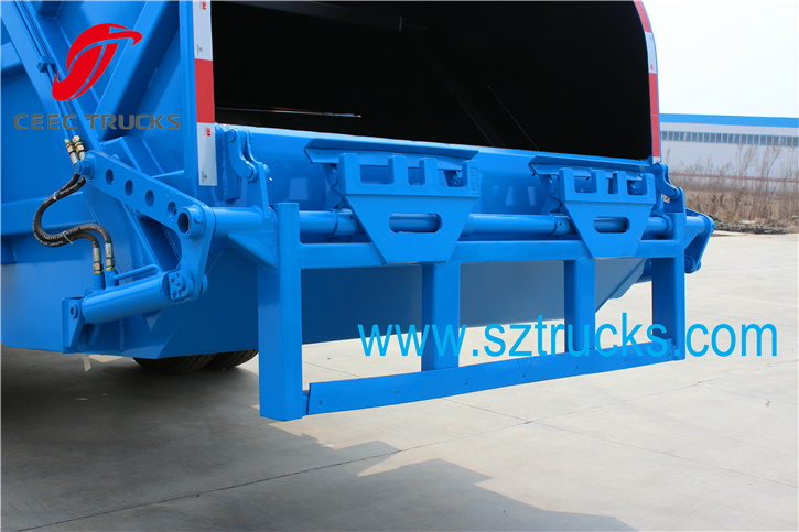10CBM Garbage Compactor Truck factory price directly selling