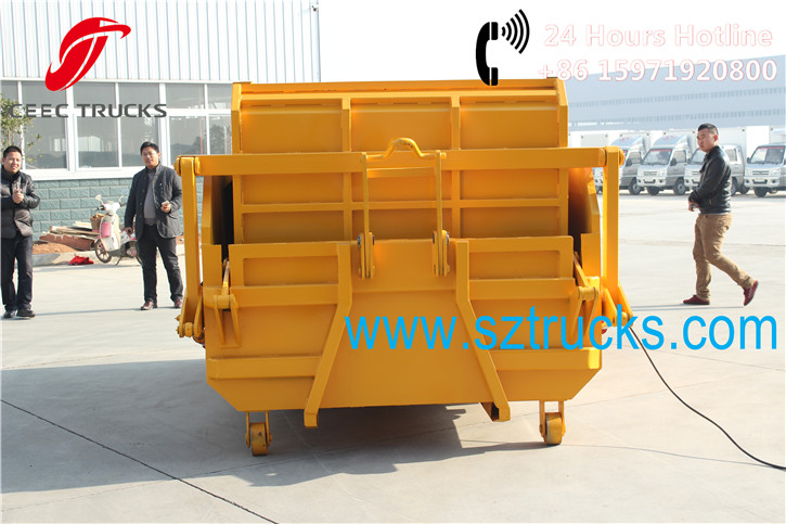 Good Integral rubbish Compression box for sale