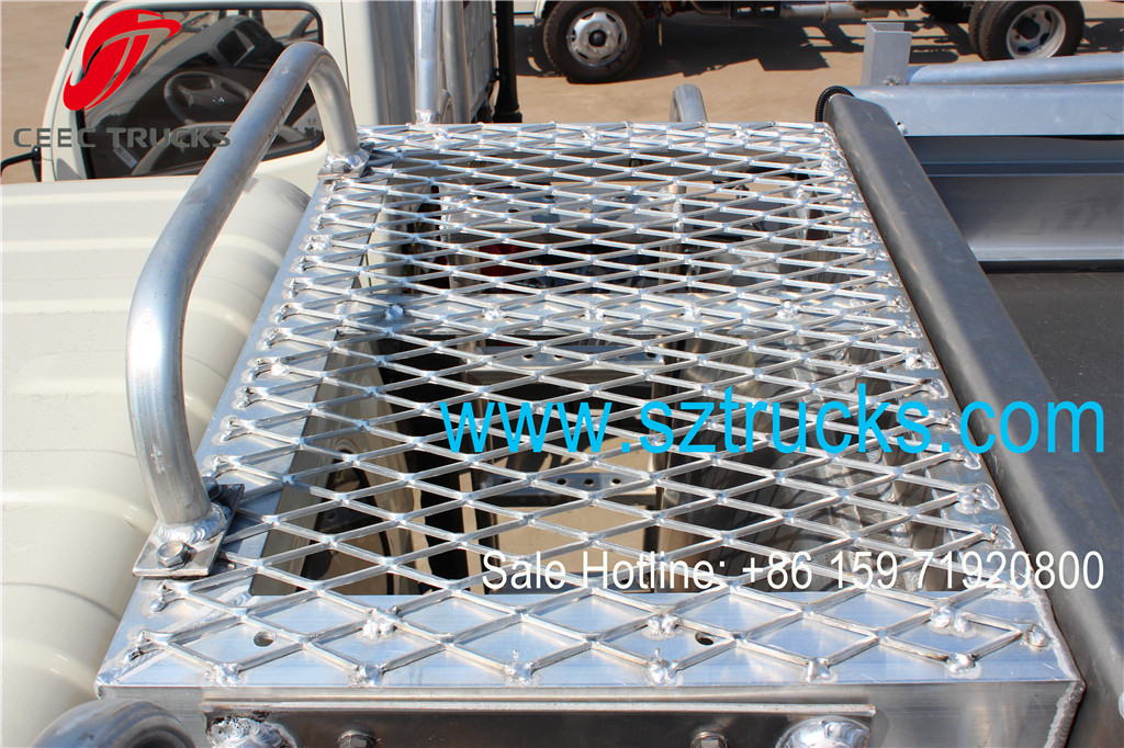 Aluminium material safety guard