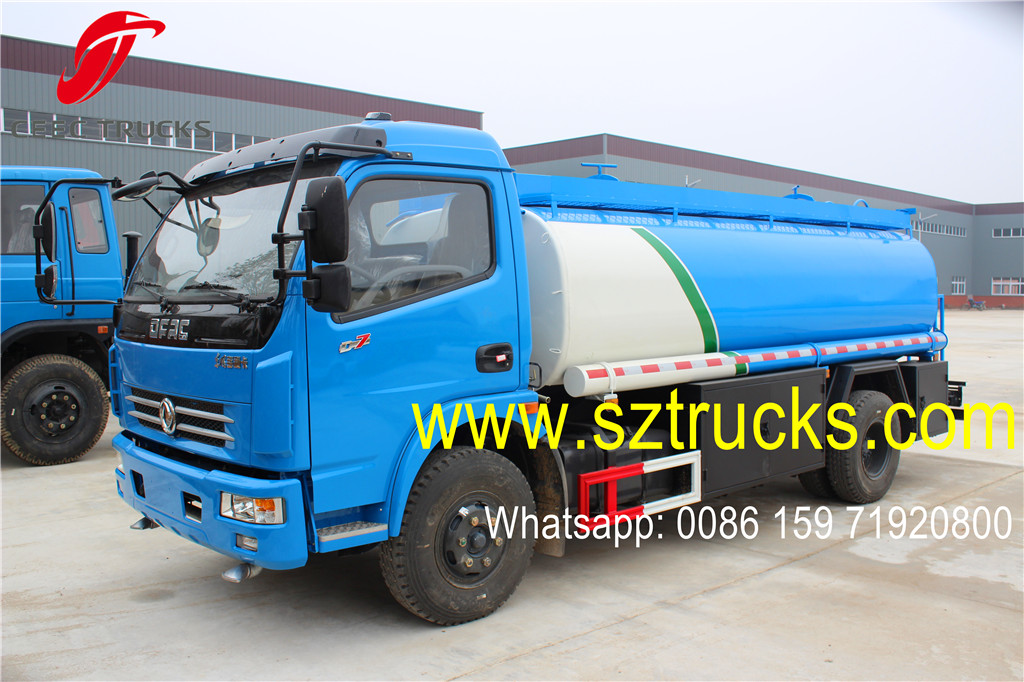 DONGFENG 8000liters water tanker trucks