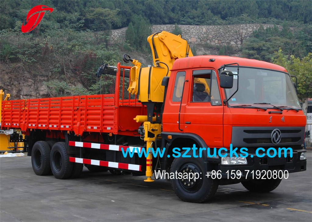 Best 8 Ton 2015 Newly Design High Quality Knuckle Boom Truck