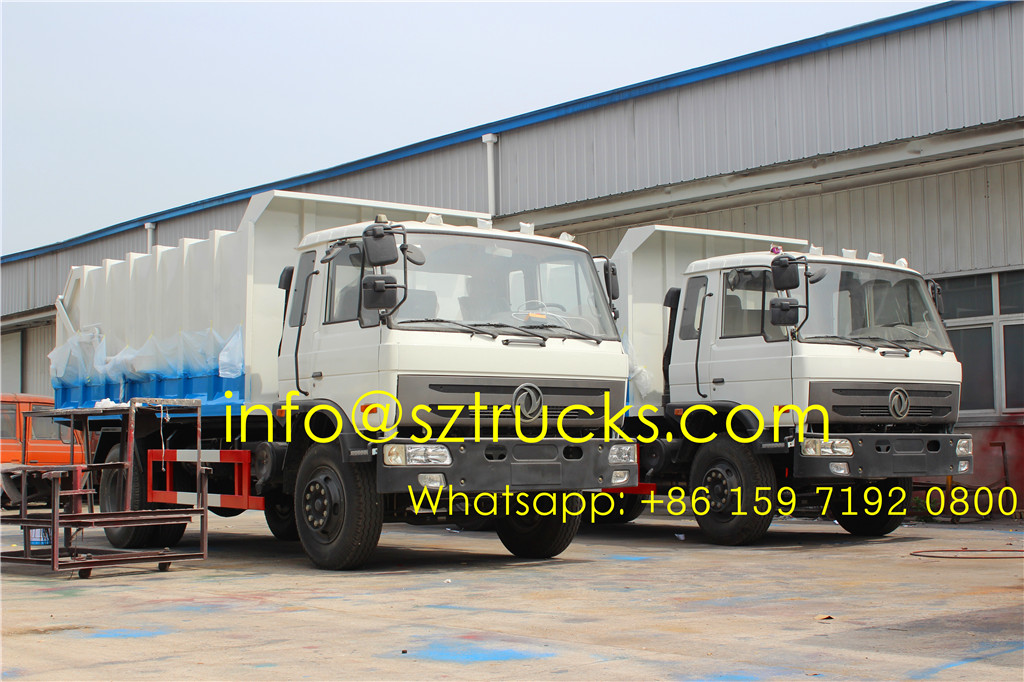 10CBM garbage collection truck