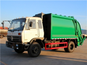Best CEEC 12000L Garbage Compression Truck sanitation trucks hot sale