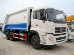 18000L refuse compactor truck 6x4 compactor vehicle hot sale
