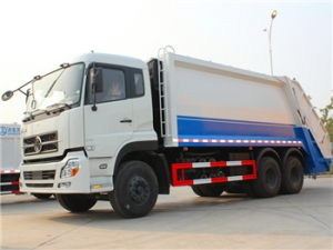 best 20CBM high performed garbage compactor truck wholesale