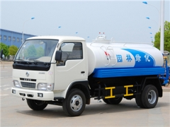 4CBM water tank trucks hot sale
