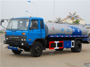 reliable quality 13000L tanker truck