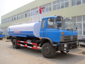 14CBM sprinkler tanker trucks street cleaning vehicles