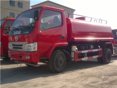 best 5000L carbon steel water tank trucks