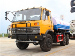 14-18CBM all wheel drive sprinkler trucks