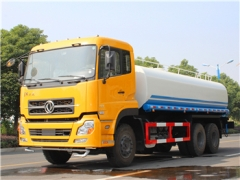 20-24CBM water sprinkler tanker trucks GOOD performance