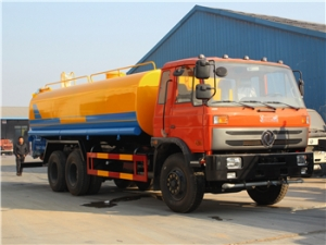 reliable 16-20CBM tanker trucks GOOD quality