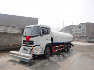 12-14CBM High Pressure Jetting Truck