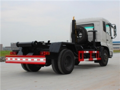 10-12CBM Roll on Roll off truck