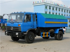8000Liter high quality hook lift garbage trucks for sale