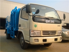 4-6CBM garbage management equipment