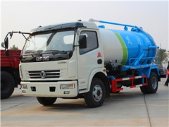 6CBM Vacuum Sewage Suction Truck wholesale