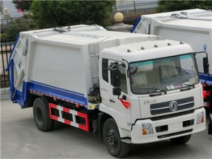 16CBM garbage management Truck