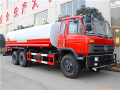 20000Liters Water sprinkler Tank Trucks export