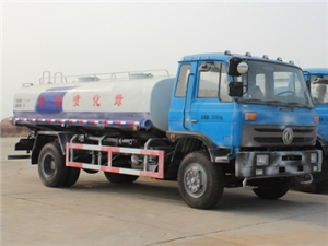 3000gallon Water Tanker Trucks for export
