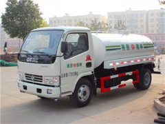 5CBM Water Tanker Truck wholesale