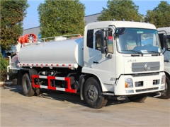 12CBM high quality water sprinkler trucks with capacity 12000liters