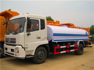 15CBM Water Tank Trucks high quality for sale