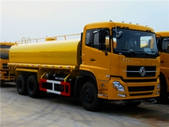 22CBM Water Tanker Trucks street cleaning water transportation trucks