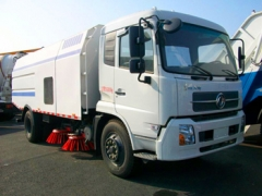 best 10000Liters Road Sweeper Truck for export