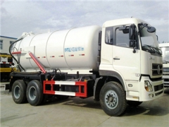 Best 16CBM cesspit emptier/environment protection truck